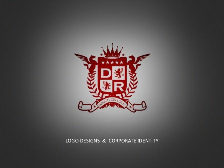 LOGO DESIGNS & CORPORATE IDENTITY