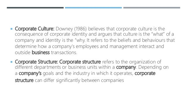 Industry Identity: It pertains to characteristics such as competitiveness, size and rates of change, which influence the...