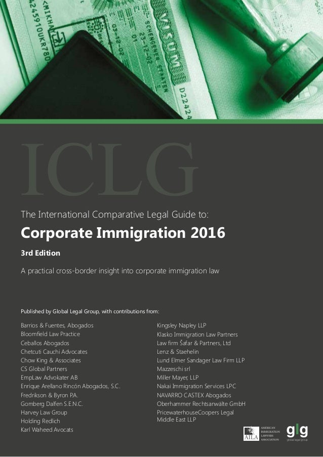 Corporate immigration2016 italy