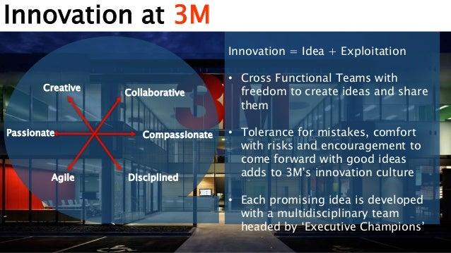 3M Industry, Organizational Structure, Management Philosophy