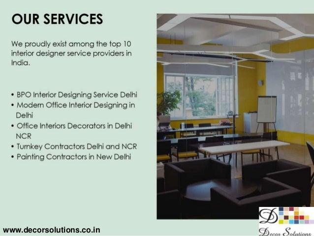 corporate interior decorators in delhi ncr gurgaon noida india