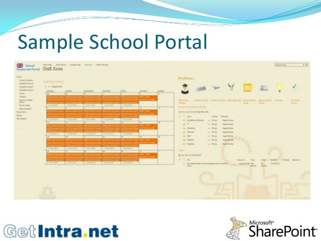 Sample portal design | lighthouse technology partners.