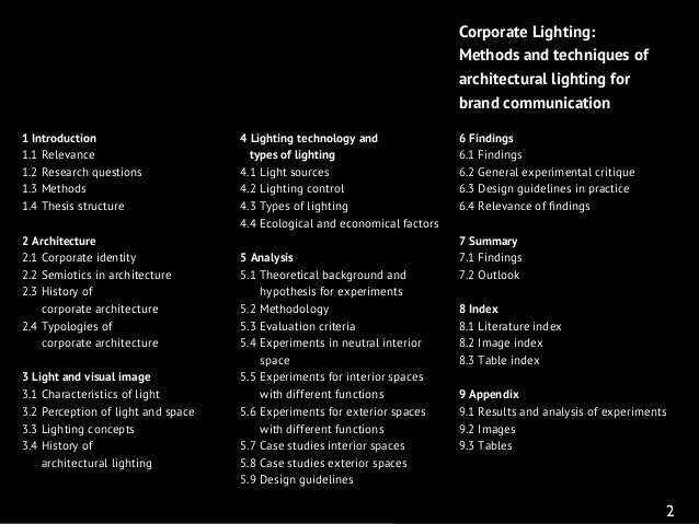Corporate Lighting: Architectural lighting for brand communication Slide 2
