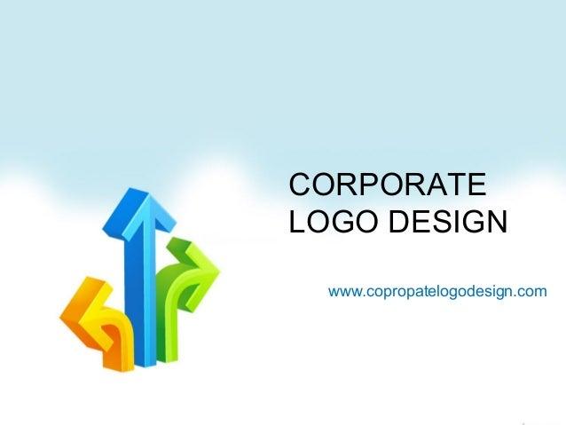 CORPORATE LOGO DESIGN www.copropatelogodesign.com
