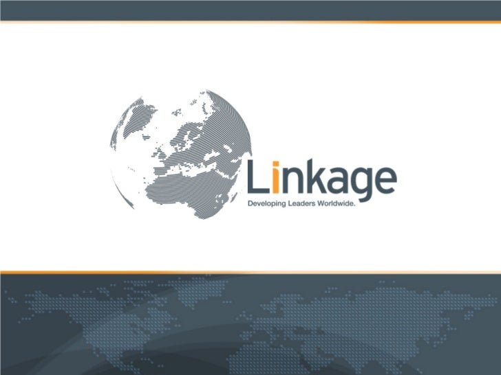 About Linkage