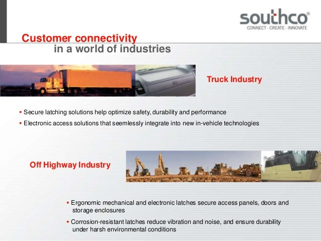About Southco - Corporate Overview