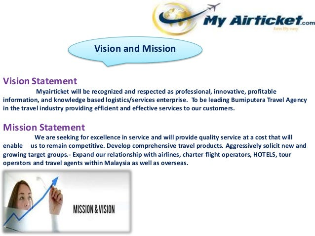 Travel And Tour Agency Mission Statement