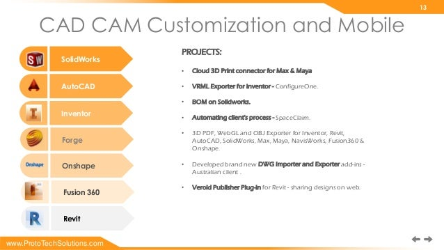 ProtoTech Solutions Corporate Profile