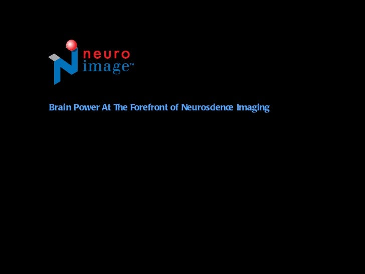 Brain Power At The Forefront of Neuroscience Imaging
