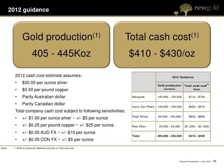 Corporate presentation june 22 2012 - original na version - 웹
