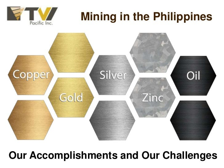 Mining in the PhilippinesOur Accomplishments and Our Challenges