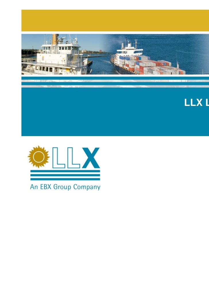 LLX Logística S.A.LLX Logística S.A.       July, 2008             September, 2008