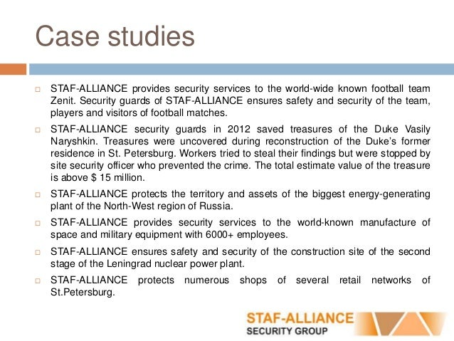 Alliance Security Group 33