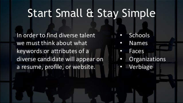 resume sourcing techniques recruiting on the web smart strategies