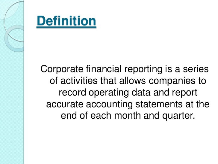 Maintaining proper accounting records