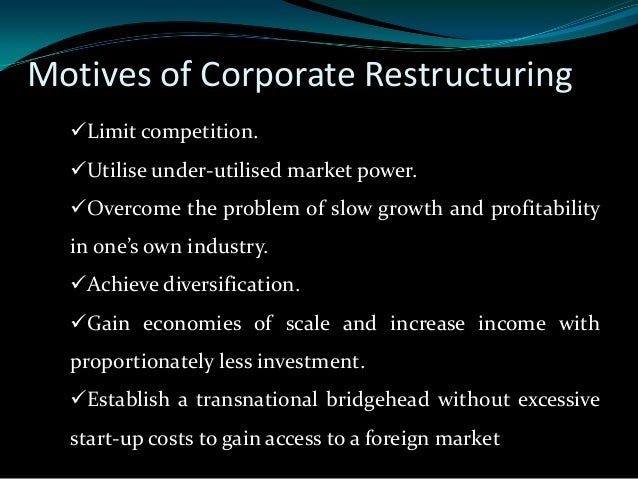 corporate restructuring Taxconnections blogger larry stolberg posts about corporate restructuring at wwwtaxconnectionscom/taxblog.
