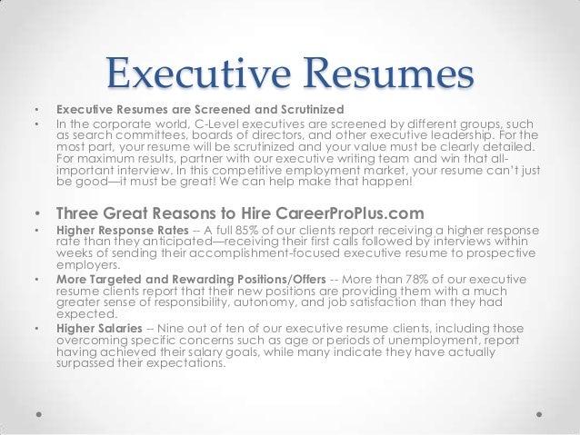 corporate resumes