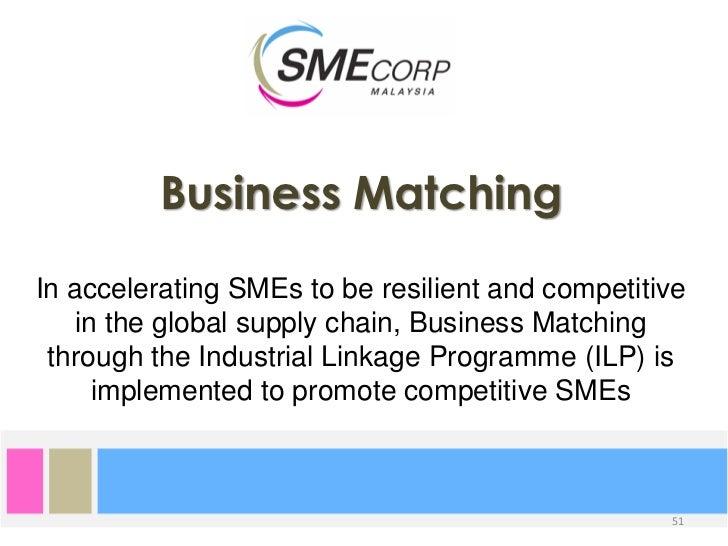 Praise for Malaysian SME plan