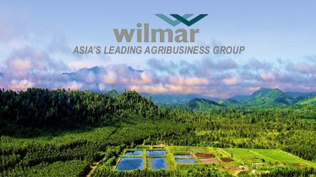 ASIA'S LEADING AGRIBUSINESS GROUP