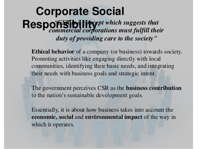 lamborghini corporate social responsbility Do corporations have social responsibilities free enterprise creates unique problem the debate over corporate social responsibility has focused on such issues as the nature of corporate ownership in america today and the legal or fiduciary responsibilities of corporate managers in.