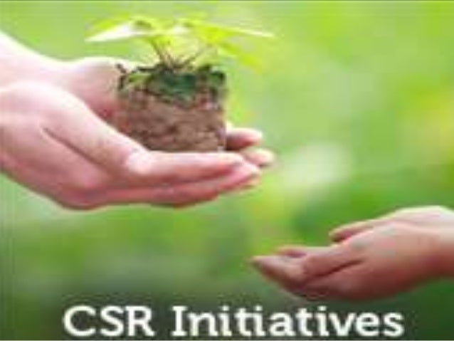 Market focused initiative Product focused initiative Employee focused initiative Society focused initiative Environmental ...