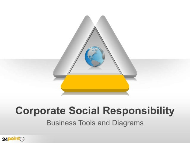 Corporate Social Responsibility Concentric Circles   Insert text   Insert text   Insert text   Insert text  Insert tex...