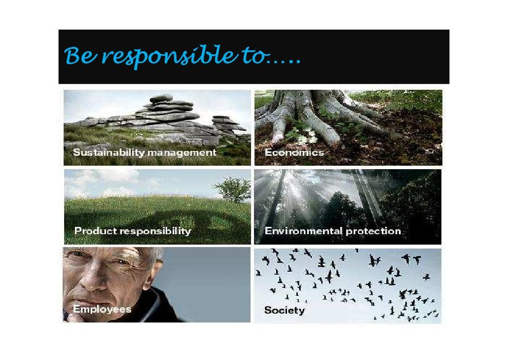 Institutionalization    CSR has been endorsed in        of CSR           Europe since the late 1990s.                     ...