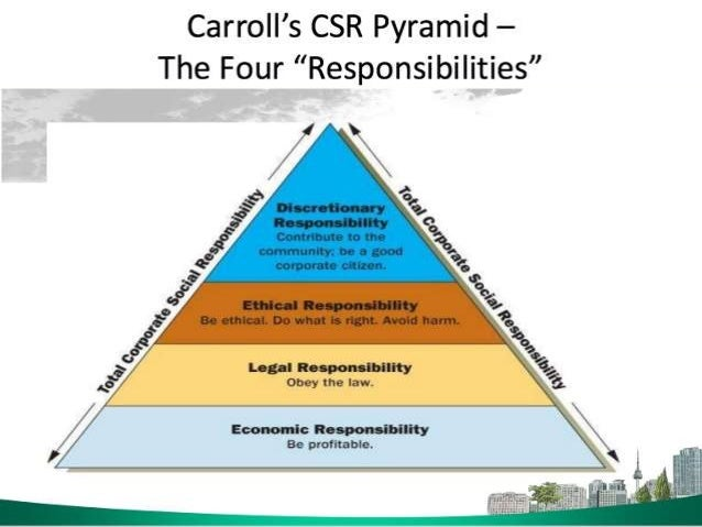 carroll csr pyramid nestle