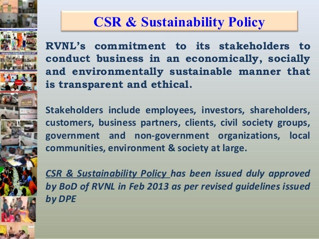 what is csr to what extent Sustainability reporting and corporate social responsibility (csr) activity has grown rapidly in the private sector the extent and focus of sustainability reporting varies sustainability reporting matters executive summary.