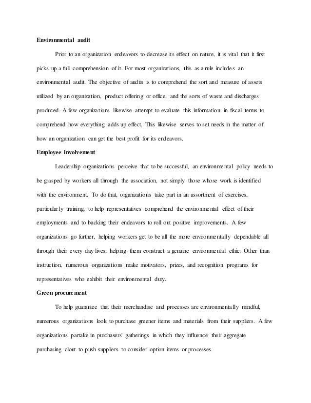Leadership And Social Responsibility Essay img-1