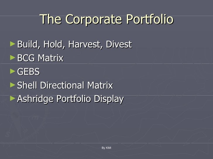 bcg matrix for shell In the bcg matrix, these are 'cash cows' – highly profitable lines with minimal  growth prospects all a company can do is defend against its rivals and try to  steal.