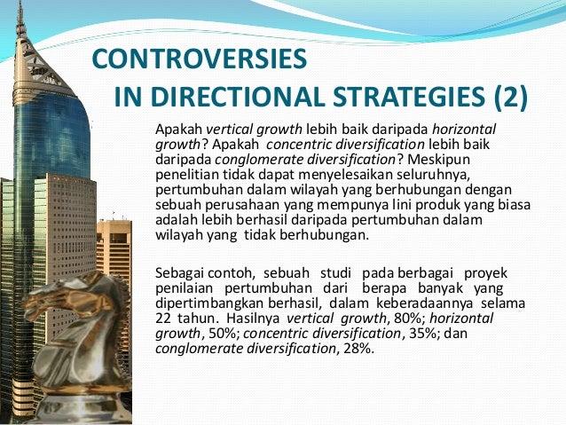 STRATEGI STABILITAS Stabilitas strategi perusahaan dapat berjalan sukses jika perusahaan tersebut beroperasi di lingkungan...