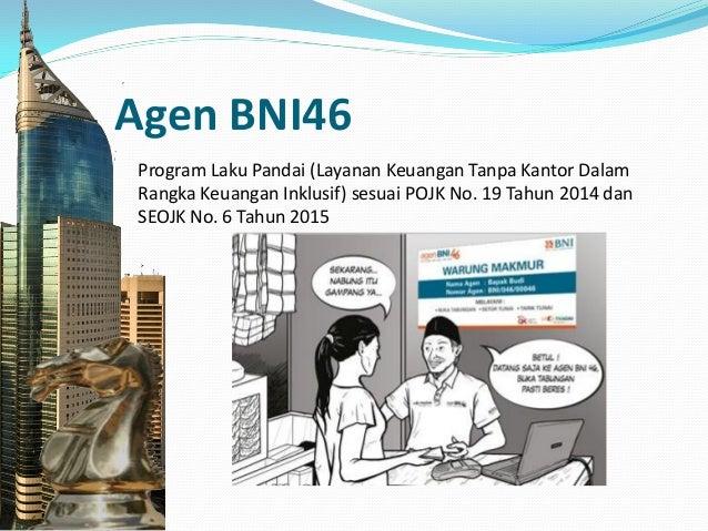 Kesimpulan  Perubahan logo PT Bank Negara Indonesia (Persero), Tbk (PT BNI) turut merubah strategi dan nilai terhadap Com...