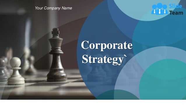 D D Corporate Strategy` Your Company Name
