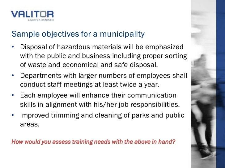 Corporate Training Management – Job Description Corporate Trainer