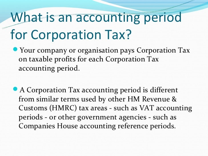 corporation definition accounting