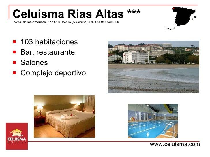 Presentación corporativa Celuisma Hoteles Slide 3