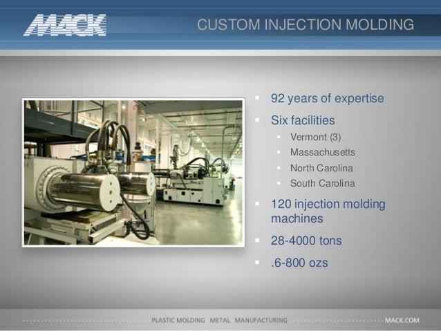 Mack -- Plastic Molding, Metal & Manufacturing