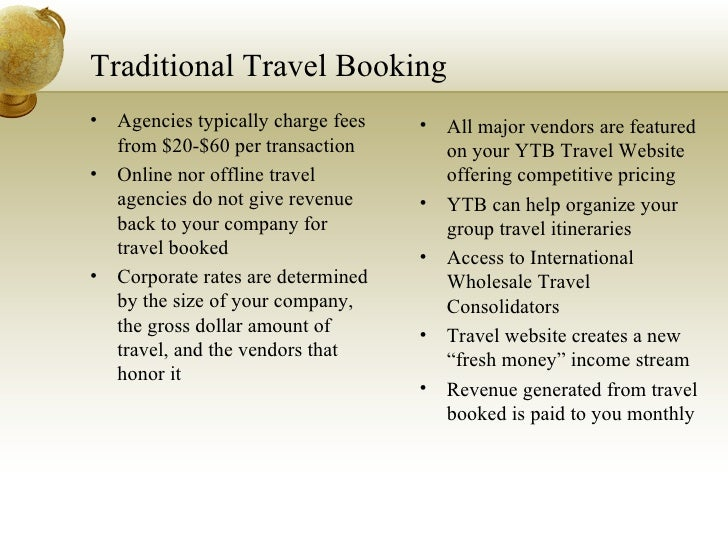 Partnering With Travel Agencies