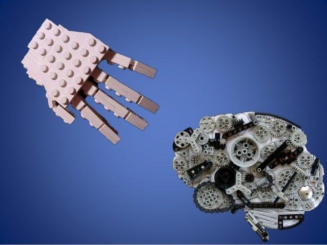 Corps espace legos