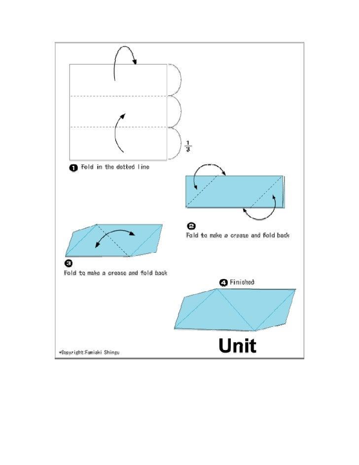 Referinte:http://en.origami-club.com/unit/polyhedron1/index.html