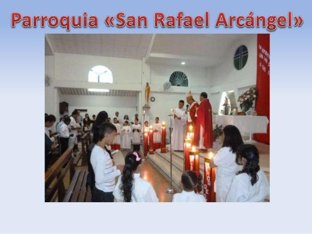"Arquidiócesis de Villavicencio Parroquia ""San Rafael Arcángel"" ""Corpus Christi"""