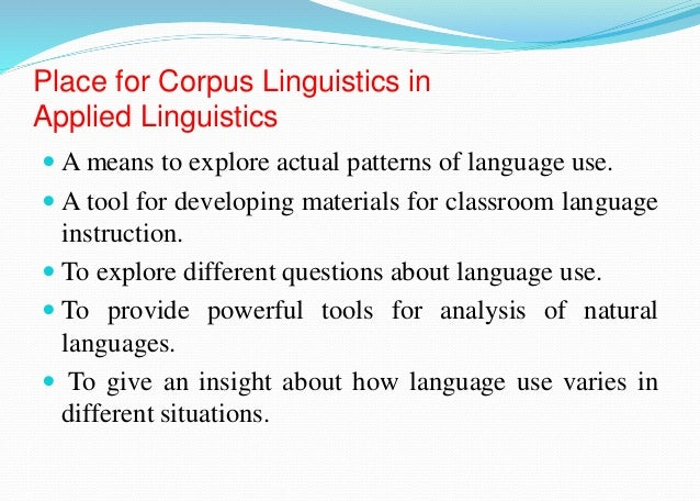 linguistics essay Linguistics is the scientific study of human language, from the sounds and gestures of speech up to the organization of words, sentences, and meaning linguistics is also concerned with the relationship between language and cognition, society, and history.