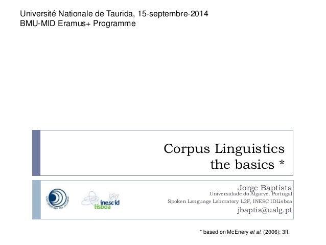 Corpus-based Language Studies An Advanced Resource Book