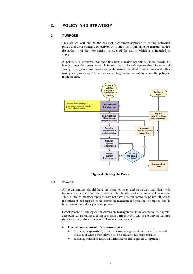 HSE Strategies