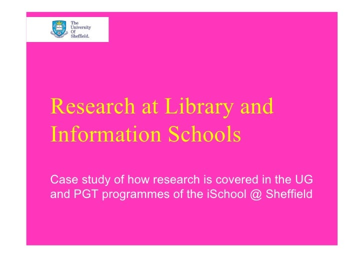 Librarians as researchers - Sheila Corrall Slide 3