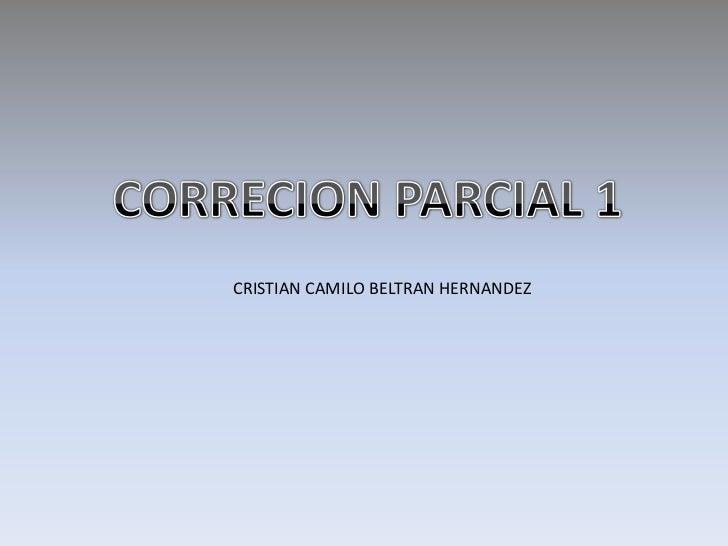 CRISTIAN CAMILO BELTRAN HERNANDEZ