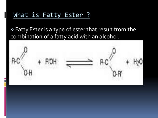 metathesis reactions of fatty acid esters Metathesis (cm) of methyl oleate (methyl ester of oleic acid) and  then, many  self-metathesis reactions of monounsaturated fatty acids and esters have been.