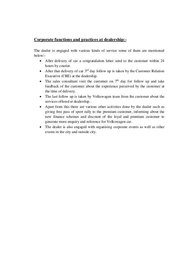 cover letter for car dealership - classification essay examples or anthologies with one i