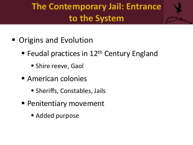 american corrections chapter 3 This is the institutional corrections cjs 300t theory seminar syllabus on the metropolitan state  the american correctional  chapter 3 and chapter 4,.